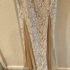 Cachet Dresses - Cachet wedding/prom dress